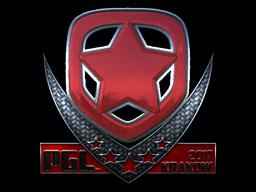 Sticker | Gambit (Foil) | Krakow 2017