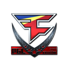 FaZe Clan (Foil) | Krakow 2017