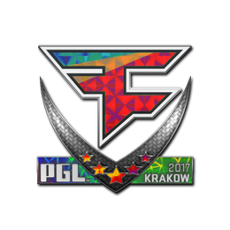FaZe Clan (Holo) | Krakow 2017