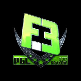 Flipsid3 Tactics (Foil) | Krakow 2017
