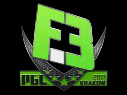 Sticker | Flipsid3 Tactics | Krakow 2017