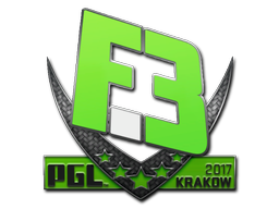 Sticker | Flipsid3 Tactics | Krakow 2017