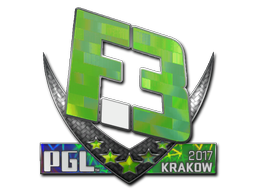 Sticker | Flipsid3 Tactics (Holo) | Krakow 2017