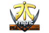 Sticker | Fnatic (Foil) | Krakow 2017