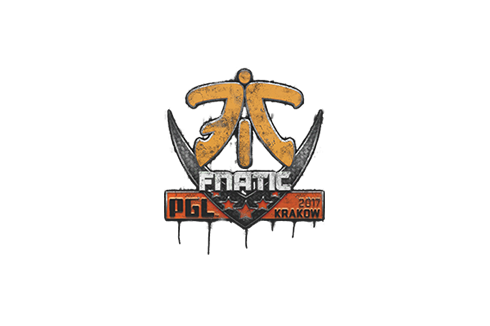 Sealed Graffiti | Fnatic | Krakow 2017 Prices