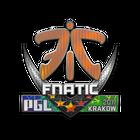 Sticker   Fnatic (Holo)   Krakow 2017