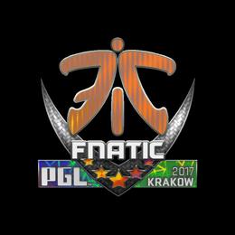 Fnatic (Holo) | Krakow 2017