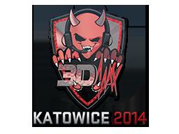 3DMAX | Katowice 2014