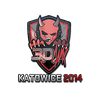 Sticker | 3DMAX <br>(Holo) | Katowice 2014