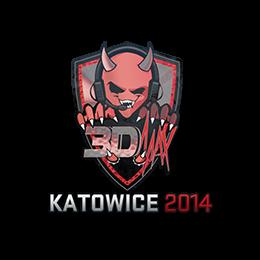 3DMAX (Holo) | Katowice 2014