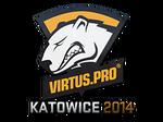 Sticker Virtus.Pro