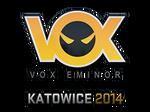 Sticker Vox Eminor
