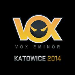 Vox Eminor | Katowice 2014