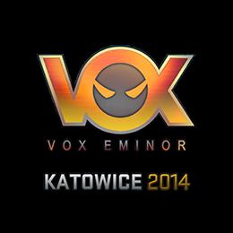 Vox Eminor (Holo) | Katowice 2014
