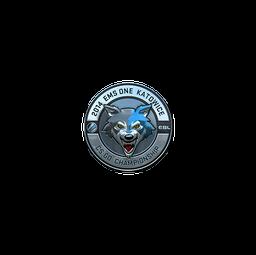 Sticker | ESL Wolf (Foil) | Katowice 2014