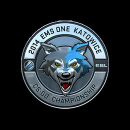 ESL Wolf (Foil) | Katowice 2014