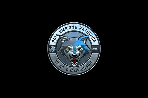 Sticker | ESL Wolf (Foil) | Katowice 2014 Prices