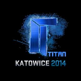 Titan (Holo) | Katowice 2014