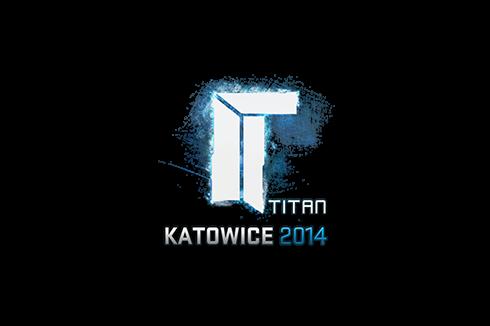 Sticker | Titan | Katowice 2014 Prices