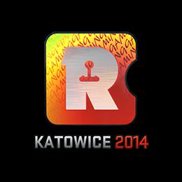 Reason Gaming (Holo) | Katowice 2014