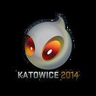Sticker | Team Dignitas (Holo) | Katowice 2014