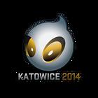 Sticker | Team Dignitas | Katowice 2014