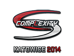 Sticker | compLexity Gaming | Katowice 2014