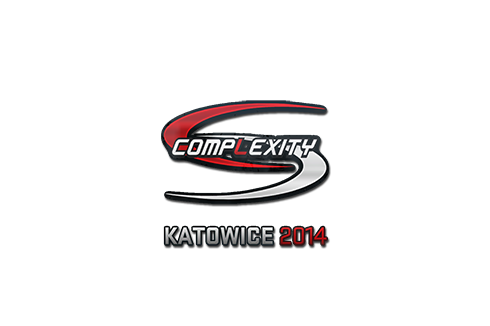 Sticker | compLexity Gaming | Katowice 2014 Prices