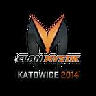 Sticker | Clan-Mystik | Katowice 2014
