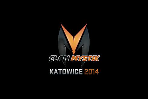 Sticker | Clan-Mystik | Katowice 2014 Prices