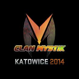 Clan-Mystik (Holo) | Katowice 2014