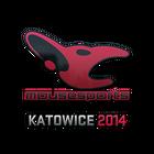 Sticker | mousesports | Katowice 2014