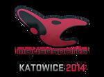 Sticker mousesports