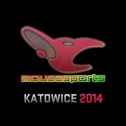 mousesports (Holo) | Katowice 2014