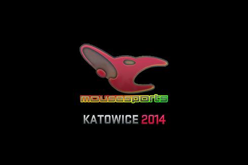 Sticker | mousesports (Holo) | Katowice 2014 Prices