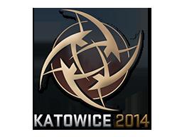 Sticker | Ninjas in Pyjamas | Katowice 2014