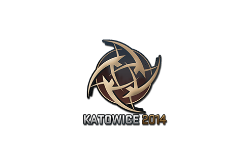 Sticker | Ninjas in Pyjamas | Katowice 2014 Prices