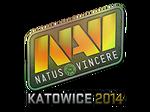 Sticker Natus Vincere (Holo)