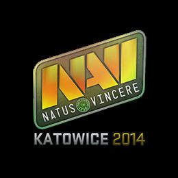Natus Vincere (Holo) | Katowice 2014