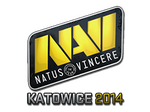 Sticker Natus Vincere