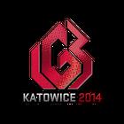 Sticker | LGB eSports (Holo) | Katowice 2014