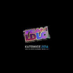 Sticker   Team LDLC.com (Holo)   Katowice 2014