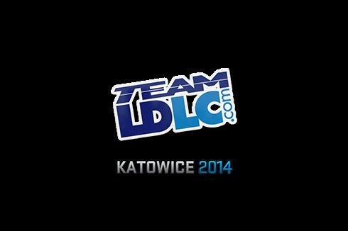 Sticker   Team LDLC.com   Katowice 2014 Prices
