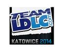 Sticker   Team LDLC.com   Katowice 2014