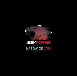 Sticker | iBUYPOWER | Katowice 2014