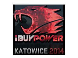 Sticker | iBUYPOWER (Holo) | Katowice 2014