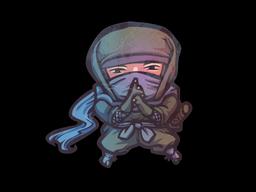 Sticker | Silent Ninja