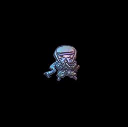 Sticker | Silent Ninja (Foil)
