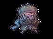 Sticker Silent Ninja