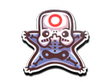 Sticker Skull Troop